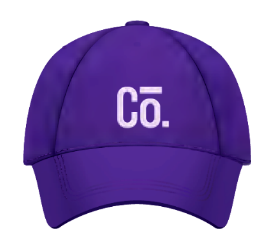 your company branded ball cap
